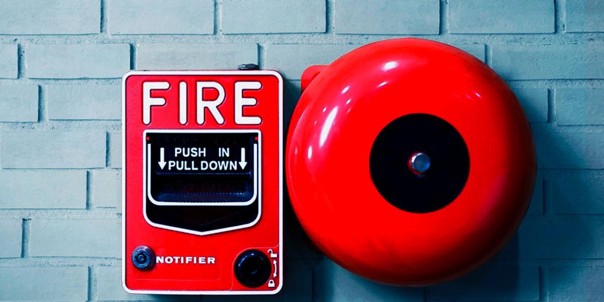 Detección de Fuego